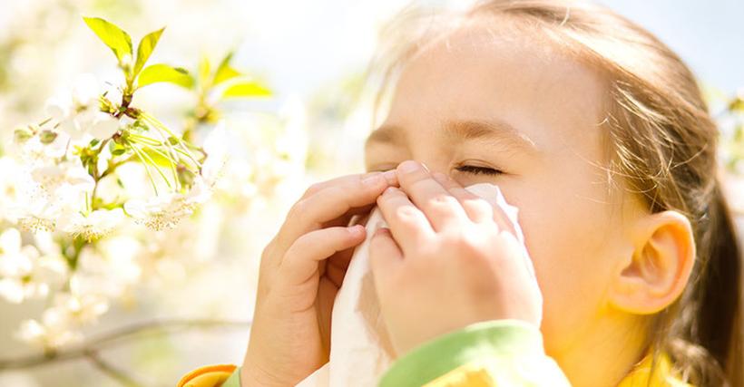 Allergia: az őszi és téli gyermekek hajlamosabbak rá?