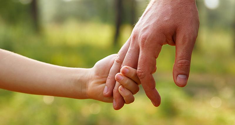 kézsebészet, gyermek és anya