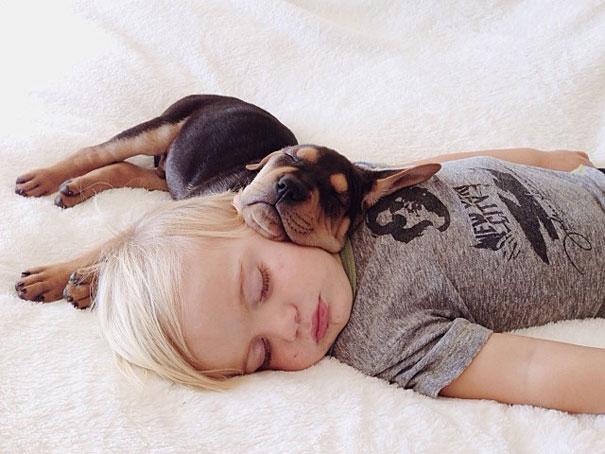 Ha a gyermek nem alszik