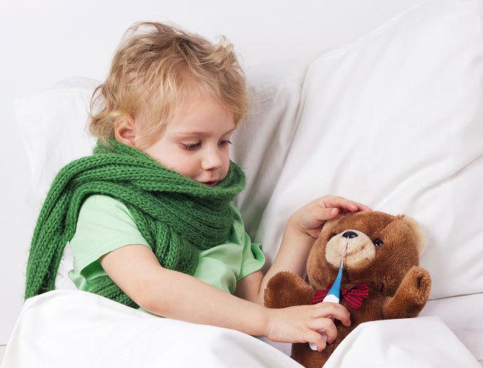 Megkezdődött az influenzajárvány, a betegek közel 20%-a gyermek