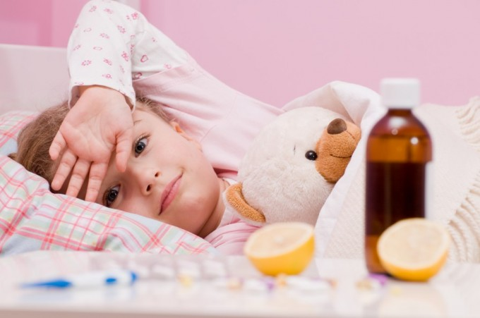 Gyermekkori torokgyulladás
