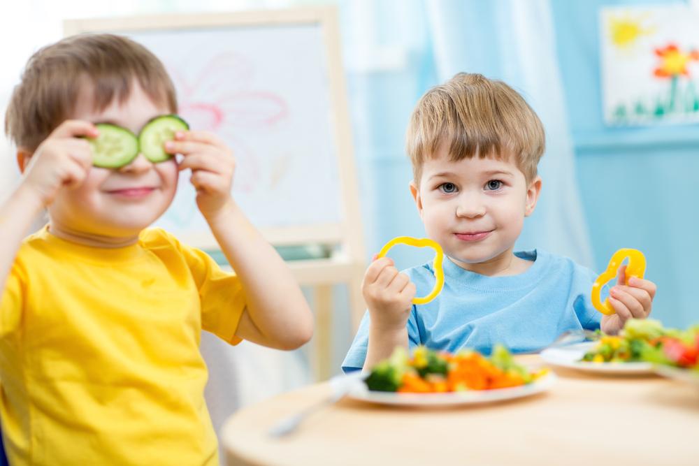 Egészséges táplálkozás: így szoktassuk rá a gyermeket
