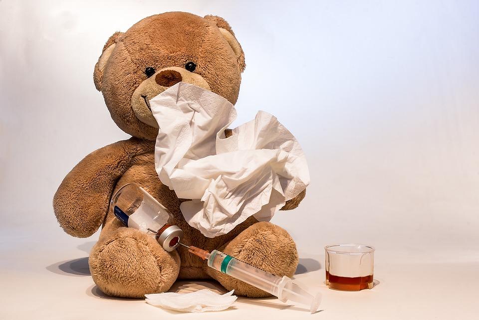 nátha, megfázás gyermek