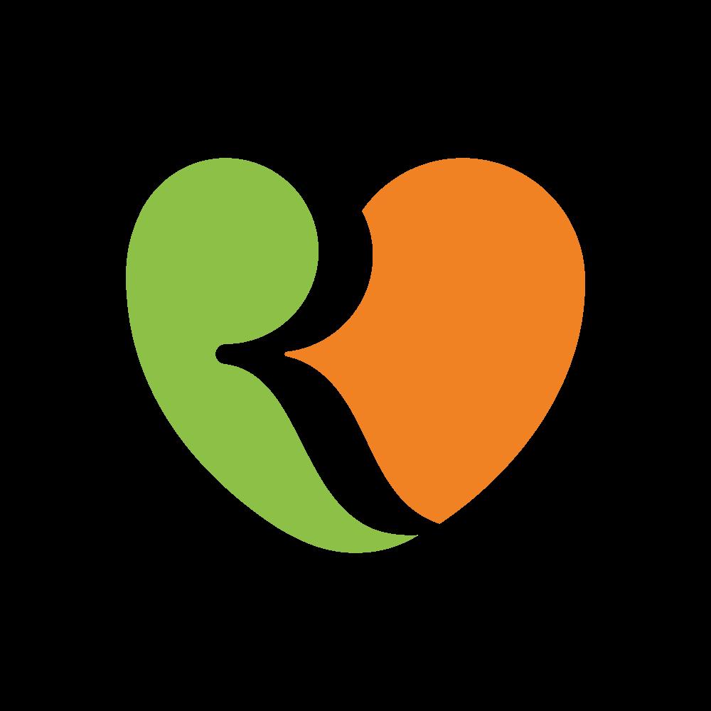 Medikids Központ logó szív